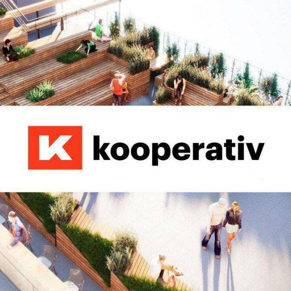 Логотип площадки Kooperativ
